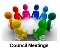 Meetings of the Council